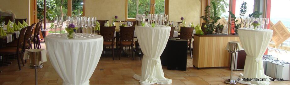 Restaurant Paradies, Feiern, Events, Veranstaltungen